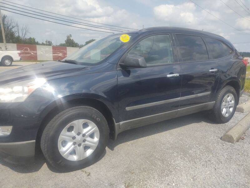 2011 Chevrolet Traverse for sale at Mr E's Auto Sales in Lima OH
