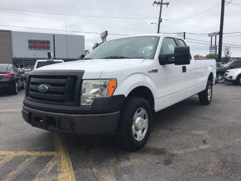 2009 Ford F-150 for sale at Saipan Auto Sales in Houston TX