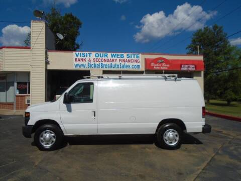 2010 Ford E-250 for sale at Bickel Bros Auto Sales, Inc in Louisville KY