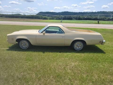 1977 Chevrolet El Camino for sale at SCENIC SALES LLC in Arena WI