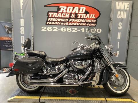 2006 Suzuki Boulevard  for sale at Road Track and Trail in Big Bend WI