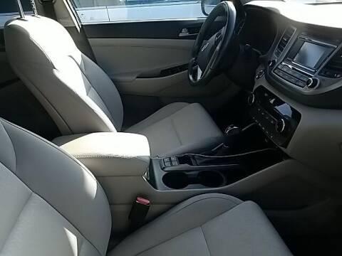 2017 Hyundai Tucson for sale at Southern Auto Solutions - Lou Sobh Kia in Marietta GA