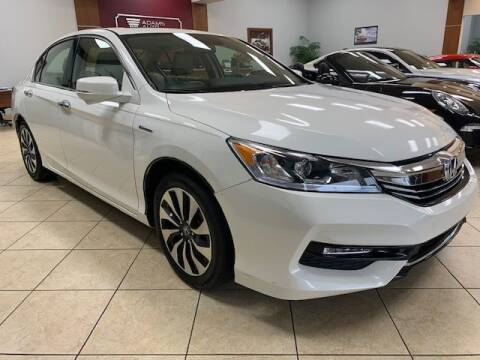 2017 Honda Accord Hybrid for sale at Adams Auto Group Inc. in Charlotte NC