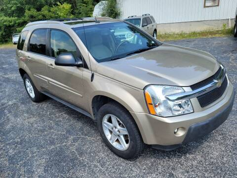 2005 Chevrolet Equinox for sale at BHT Motors LLC in Imperial MO