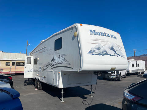 2005 Montana 2955RL Triple Slide for sale at DPM Motorcars in Albuquerque NM