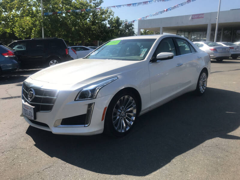 2014 Cadillac CTS for sale at Autos Wholesale in Hayward CA