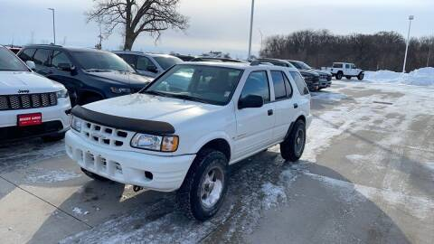2000 Isuzu Rodeo for sale at Cannon Falls Auto Sales in Cannon Falls MN