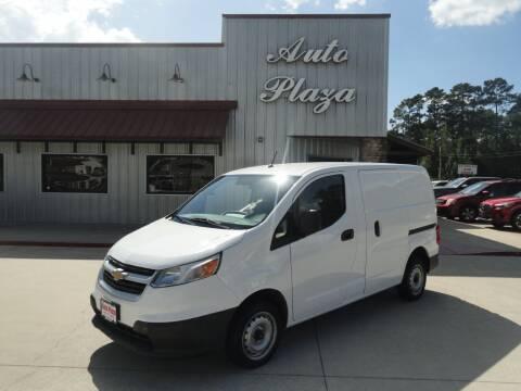 2015 Chevrolet City Express Cargo for sale at Grantz Auto Plaza LLC in Lumberton TX
