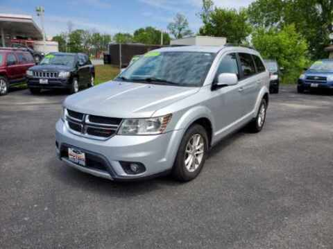 2013 Dodge Journey for sale at Excellent Autos in Amsterdam NY
