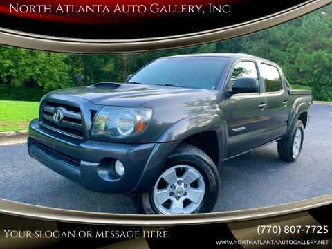 2009 Toyota Tacoma for sale at North Atlanta Auto Gallery, Inc in Alpharetta GA