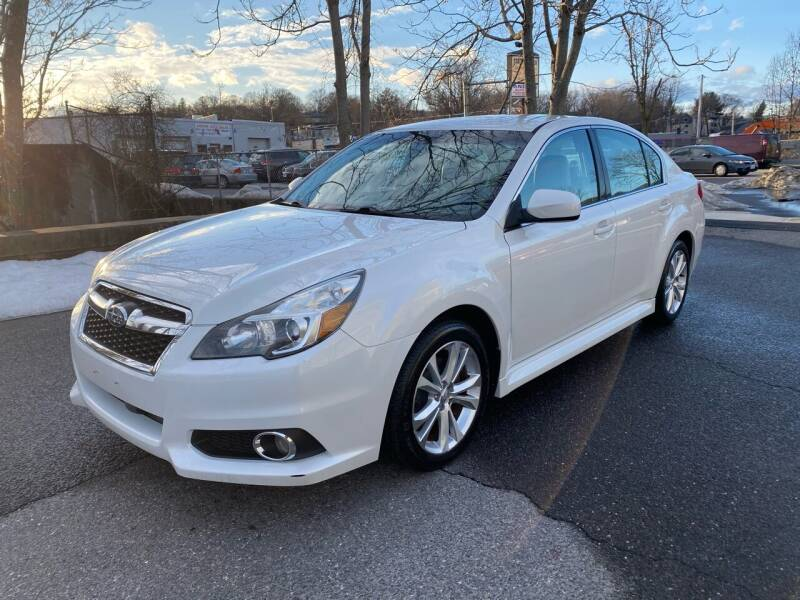 2013 Subaru Legacy for sale at ANDONI AUTO SALES in Worcester MA