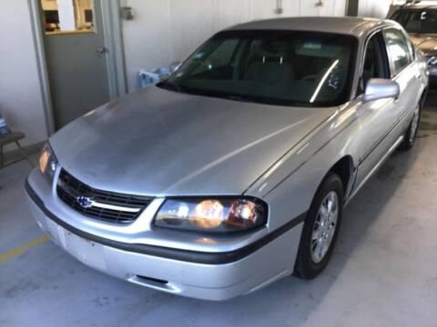 2002 Chevrolet Impala for sale at Al's Auto Inc. in Bruce Crossing MI