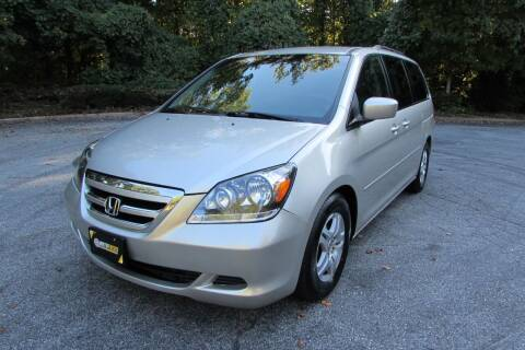 2007 Honda Odyssey for sale at AUTO FOCUS in Greensboro NC