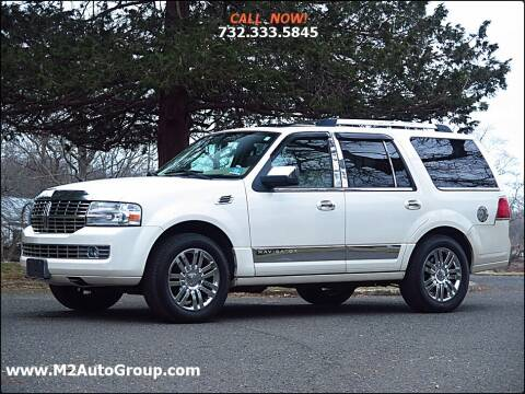 2008 Lincoln Navigator for sale at M2 Auto Group Llc. EAST BRUNSWICK in East Brunswick NJ