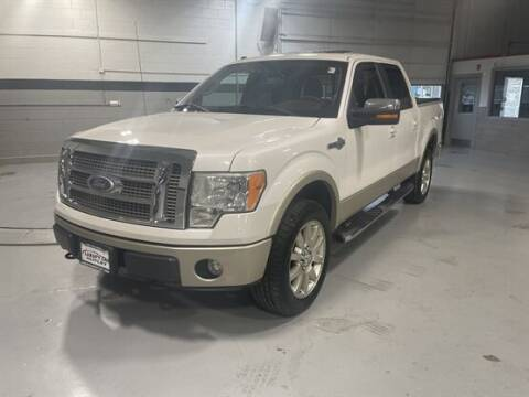 2010 Ford F-150 for sale at Luxury Car Outlet in West Chicago IL