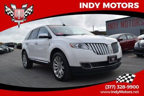 2013 Lincoln MKX for sale at Indy Motors Inc in Indianapolis IN