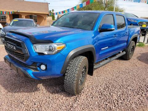 2017 Toyota Tacoma for sale at A AND A AUTO SALES in Gadsden AZ
