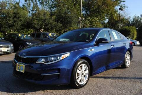 2016 Kia Optima for sale at Shore Drive Auto World in Virginia Beach VA