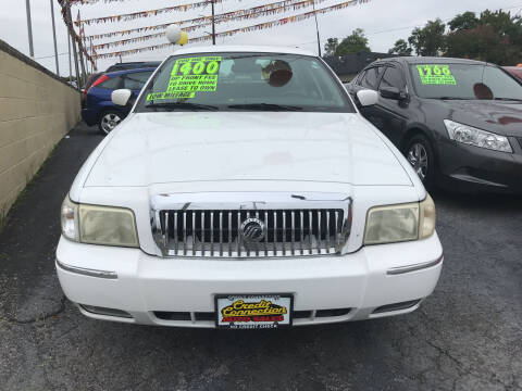 2006 Mercury Grand Marquis for sale at Credit Connection Auto Sales Inc. HARRISBURG in Harrisburg PA