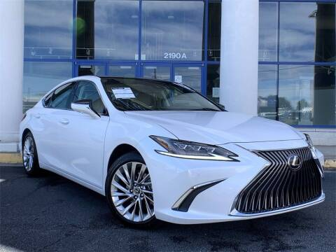 2021 Lexus ES 350 for sale at Southern Auto Solutions - Capital Cadillac in Marietta GA