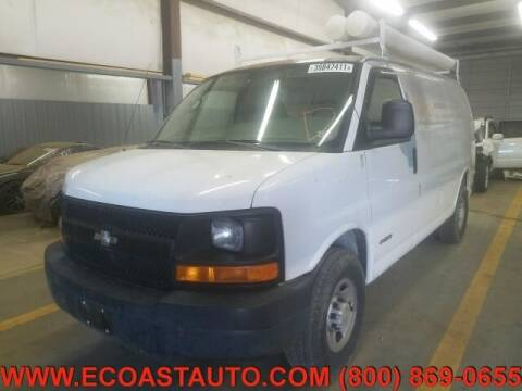 2005 Chevrolet Express Cargo for sale at East Coast Auto Source Inc. in Bedford VA