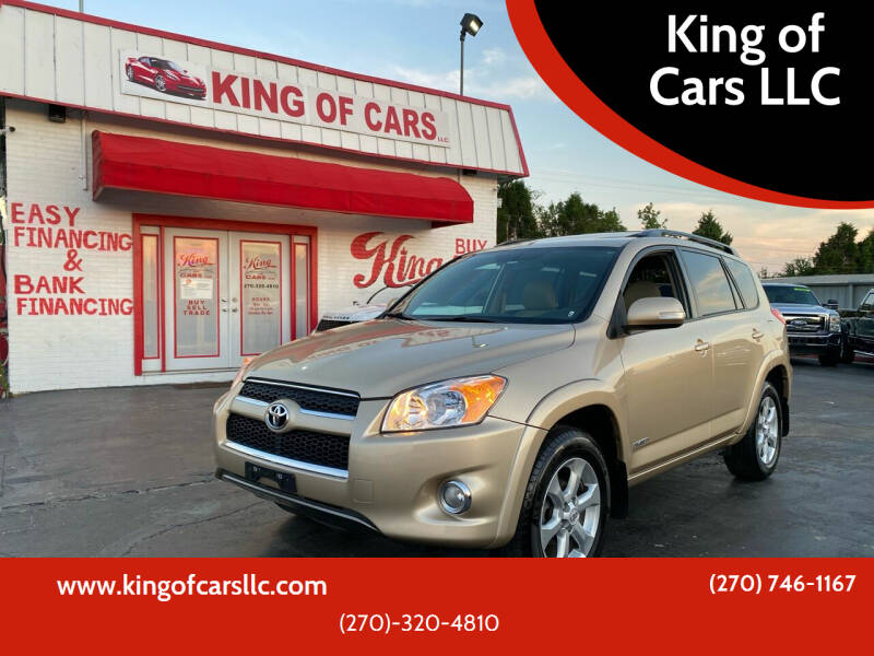 2009 Toyota RAV4 for sale at King of Cars LLC in Bowling Green KY