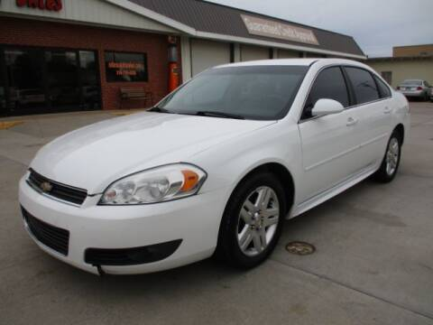 2011 Chevrolet Impala for sale at Eden's Auto Sales in Valley Center KS