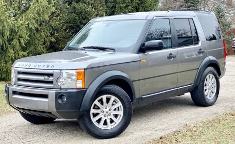 2008 Land Rover LR3 for sale at Carmel Truck & Auto in Carmel IN