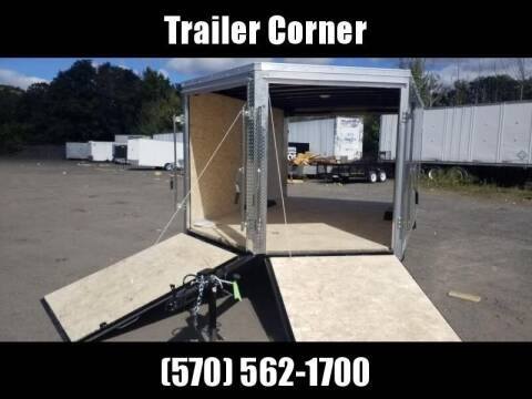 2022 Look Trailers 8.5X12 2 PLACE SNOWMOBILE