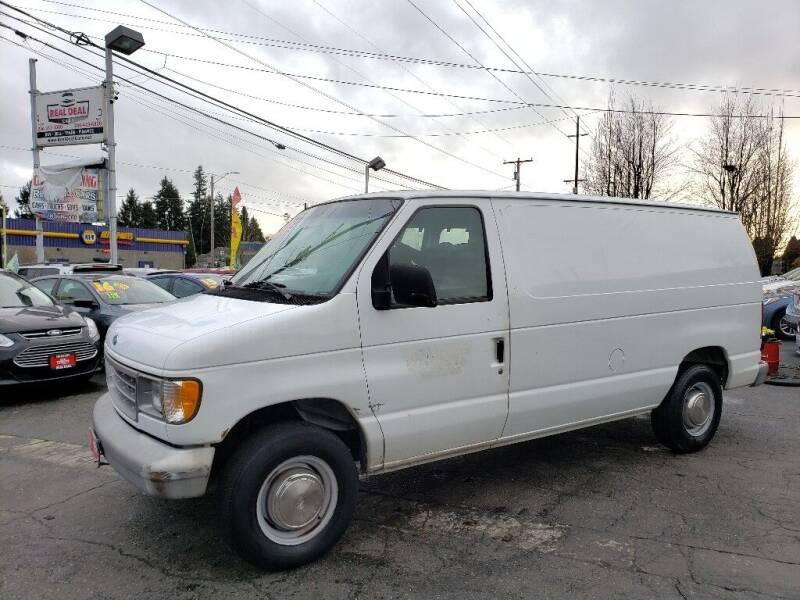 1996 Ford E-250 for sale in Everett, WA