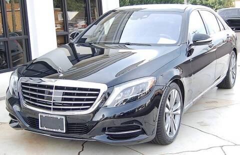 2017 Mercedes-Benz S-Class for sale at Avi Auto Sales Inc in Magnolia NJ
