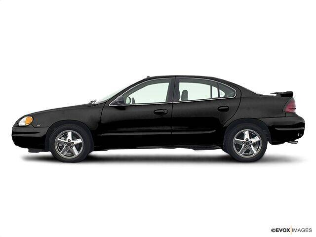 2003 Pontiac Grand Am for sale at CHAPARRAL USED CARS OF ERWIN in Erwin TN