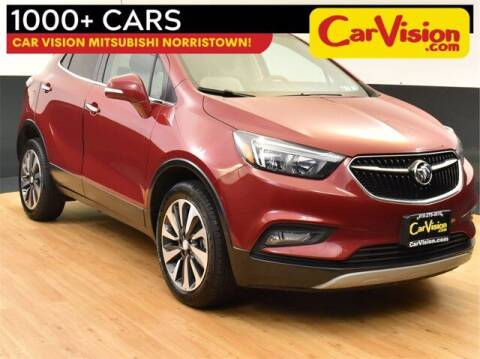 2018 Buick Encore for sale at Car Vision Buying Center in Norristown PA