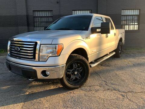 2012 Ford F-150 for sale at Craven Cars in Louisville KY