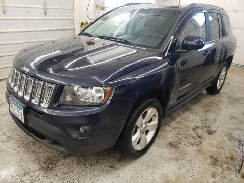 2014 Jeep Compass for sale at Jem Auto Sales in Anoka MN