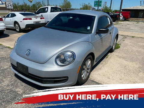 2014 Volkswagen Beetle for sale at Ital Auto in Oklahoma City OK