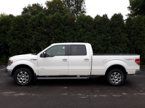 2013 Ford F-150 for sale at Feduke Auto Outlet in Vestal NY