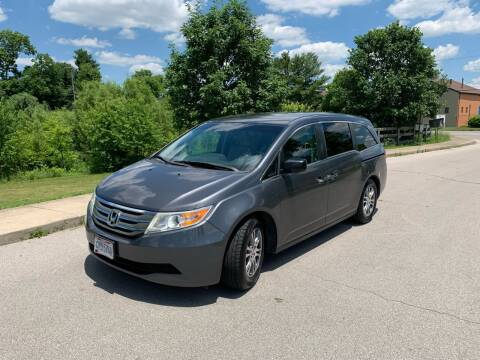 2012 Honda Odyssey for sale at Abe's Auto LLC in Lexington KY