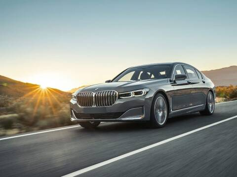 2021 BMW 7 Series for sale at XS Leasing in Brooklyn NY