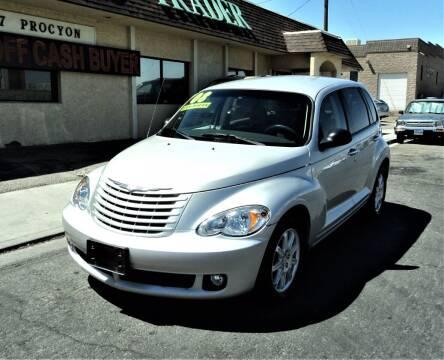 2008 Chrysler PT Cruiser for sale at DESERT AUTO TRADER in Las Vegas NV
