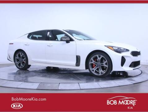 2019 Kia Stinger for sale at Bob Moore Kia in Oklahoma City OK