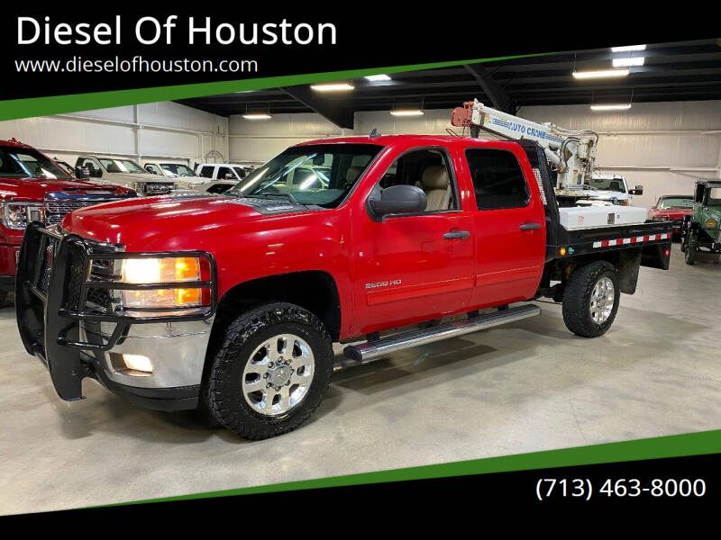 2011 Chevrolet Silverado 2500HD for sale at Diesel Of Houston in Houston TX