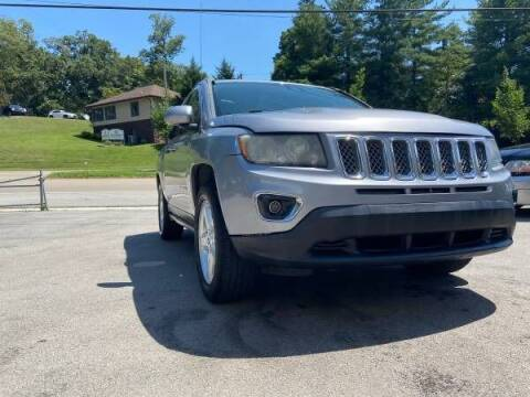 2014 Jeep Compass for sale at North Knox Auto LLC in Knoxville TN