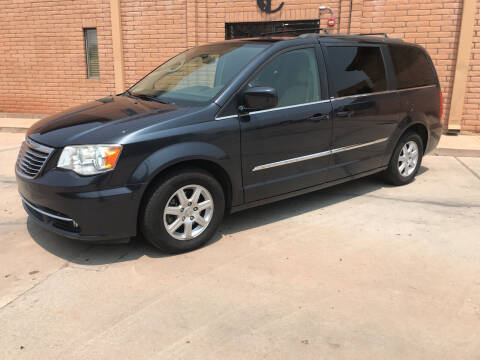 2013 Chrysler Town and Country for sale at Freedom  Automotive in Sierra Vista AZ