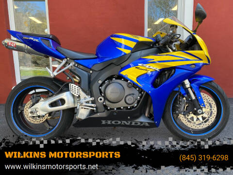 2006 Honda CBR 1000RR for sale at WILKINS MOTORSPORTS in Brewster NY