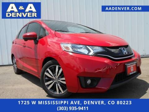 2015 Honda Fit for sale at A & A AUTO LLC in Denver CO