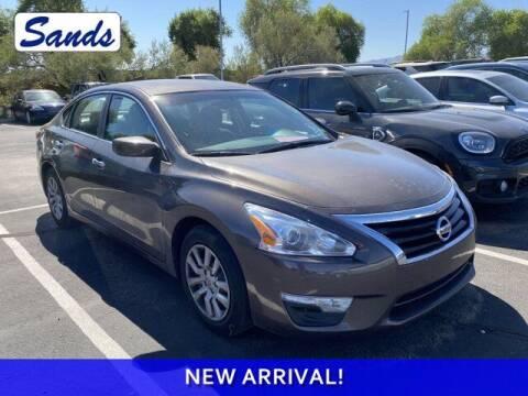 2015 Nissan Altima for sale at Sands Chevrolet in Surprise AZ