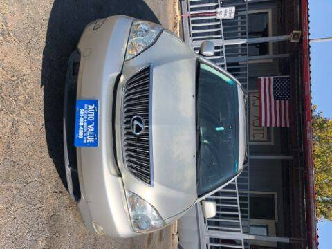 2004 Lexus RX 330 for sale at AUTO VALUE FINANCE INC in Stafford TX