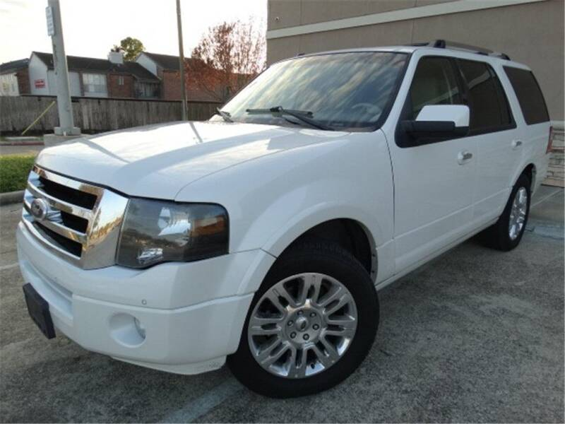 2014 Ford Expedition for sale at Abe Motors in Houston TX