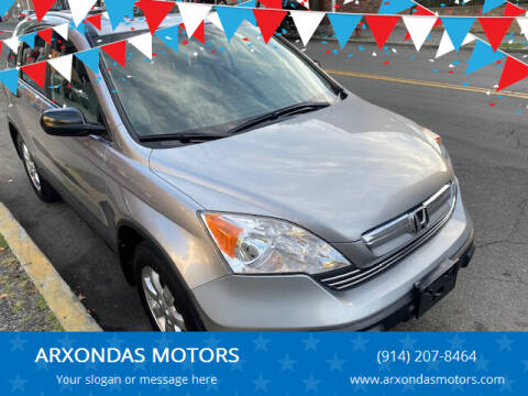 2007 Honda CR-V for sale at ARXONDAS MOTORS in Yonkers NY